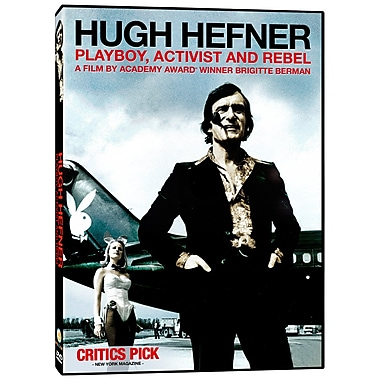 Hugh Hefner: Playboy, Activist And Rebel (DVD)