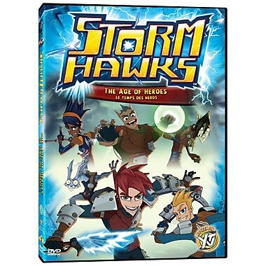 Storm Hawks: The Age Of Heroes Le Temps Des HeRos (DVD)