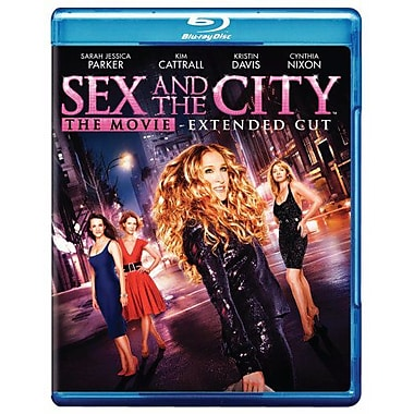 Sex And The City (DISQUE BLU-RAY)