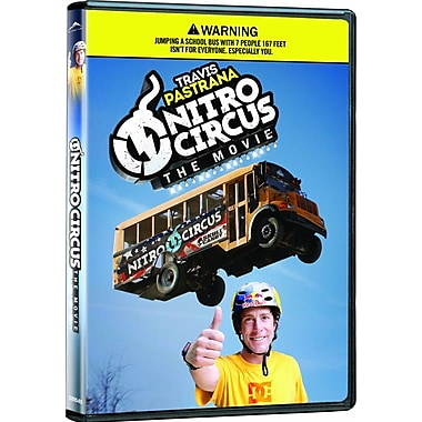 Nitro Circus: The Movie (DVD)