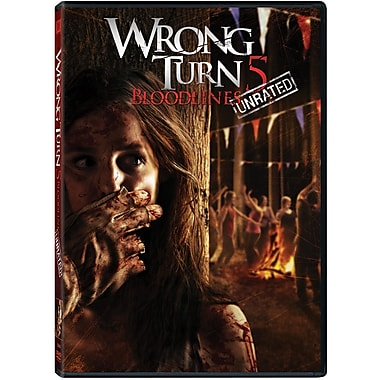Wrong Turn 5: Bloodlines (DVD)