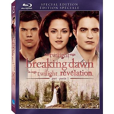 Twilight Saga: Breaking Dawn: Part 1 (BLU-RAY DISC)