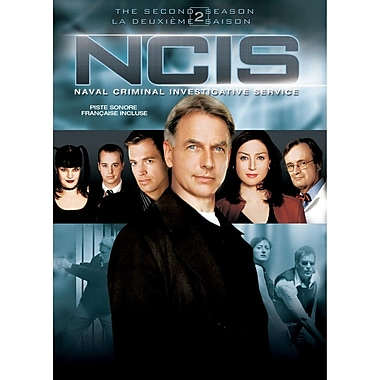 Ncis: The Second Season (DVD)