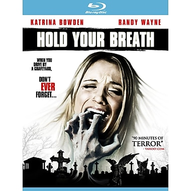 Hold Your Breath (BLU-RAY DISC)