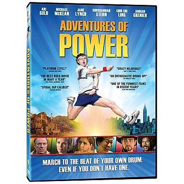 Adventures Of Power (DVD)