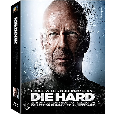 Die Hard 25Th Anniversary Collection (DISQUE BLU-RAY)