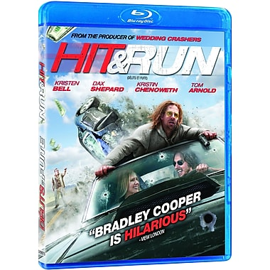 Hit And Run (BLU-RAY DISC)