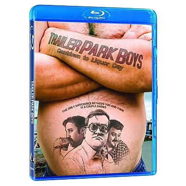 Trailer Park Boys: Countdown To Liquor Day (DISQUE BLU-RAY)