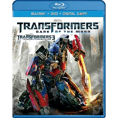 Transformers: Dark Of The Moon (BRD + DVD + Digital Copy)