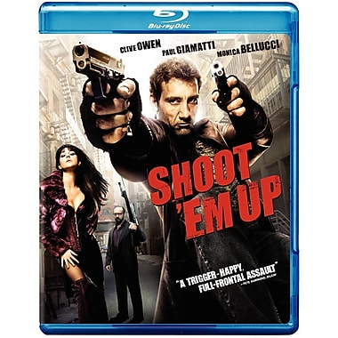 Shoot 'Em Up (BLU-RAY DISC)