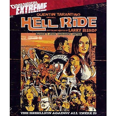 Presents Hell Ride (BLU-RAY DISC)