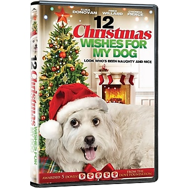 12 Christmas Wishes For My Dog (DVD)
