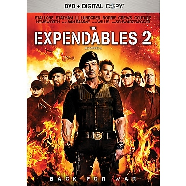 The Expendables 2 (DVD + Digital Copy)