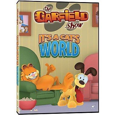 The Garfield Show It'S A Cat'S World (DVD)