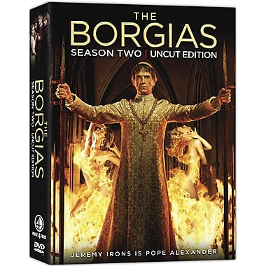 The Borgias: Season Two (DVD)