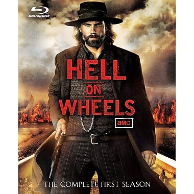 Hell On Wheels Season 1 (BLU-RAY DISC)