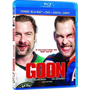 Goon (BRD + DVD + Digital Copy)