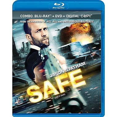 Safe (BRD + DVD + Digital Copy)