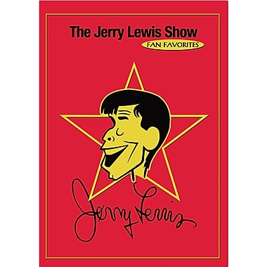 Jerry Lewis Show: Fan Favorites (DVD)