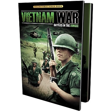 Vietnam War - Battles In The Jungle (DVD)