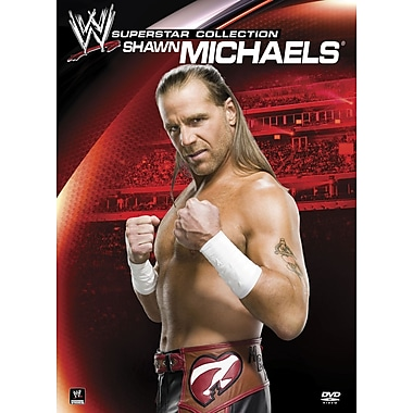 Wwe 2012 - Superstar Collection - Shawn Michaels (DVD)