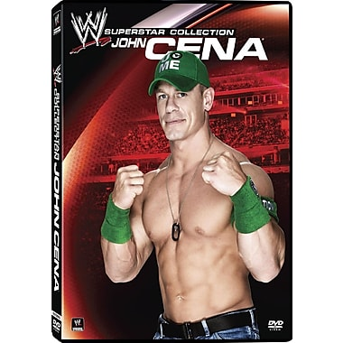 WWE 2012 - Superstar Collection - John Cena (DVD)