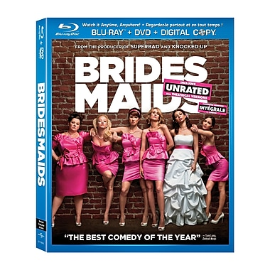 Bridesmaids (BRD + DVD + Digital Copy)