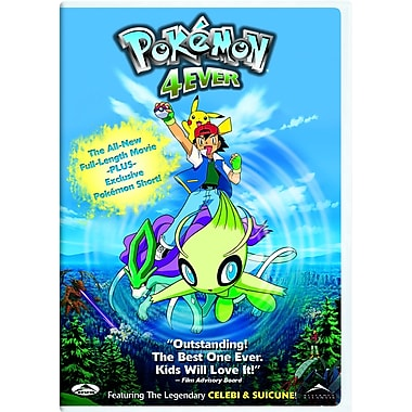 Pokemon 4Ever (DVD)