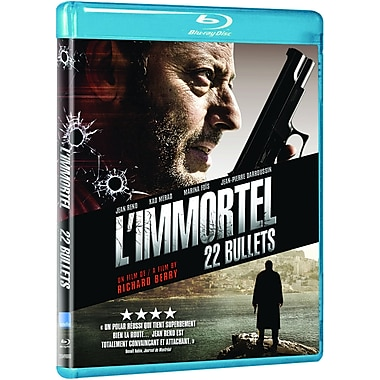 L'Immortel (Blu-Ray)