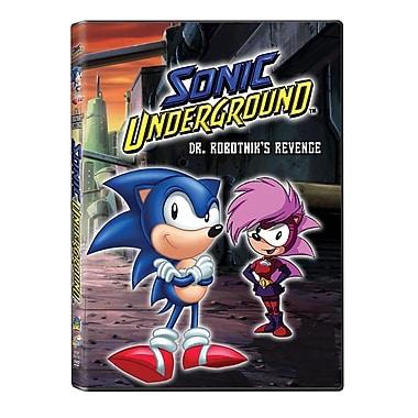 Sonic Underground: Dr. Robotnik'S Revenge (DVD)