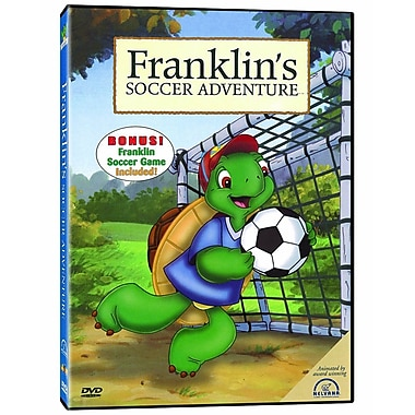 Franklin: Franklin'S Soccer Adventure (DVD)