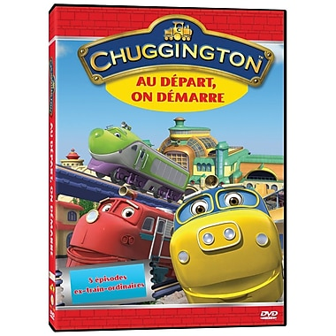 Chuggington: Au DePart, On DeMarre (DVD)