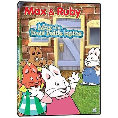 Max & Ruby: Max Et Les Trois Petits Lapins (DVD)