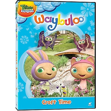 Waybuloo: Craft Time (DVD)
