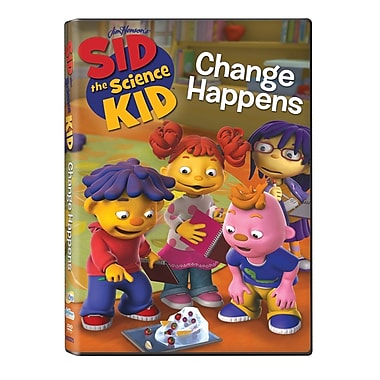 Sid The Science Kid: Change Happens (DVD)