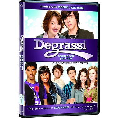 Degrassi: The Tenth Season: Part 1 (DVD)