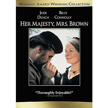Her Majesty Mrs. Brown (DVD)