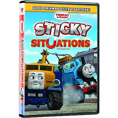 Thomas And Friends: Sticky Situations (DVD)