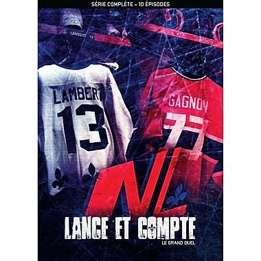 Lance Et Compte (Régie Imprimée Sur Boitier)