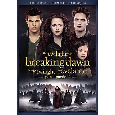 Twilight Saga: Breaking Dawn Part 2 (DVD)