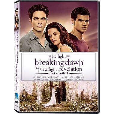 Twilight Saga: Breaking Dawn Part 1 Extended Edition (DVD)