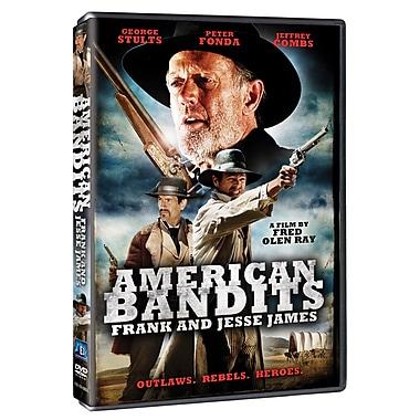 American Bandits: Frank And Jesse James (DVD)