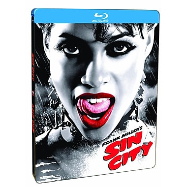 Sin City (DISQUE BLU-RAY)
