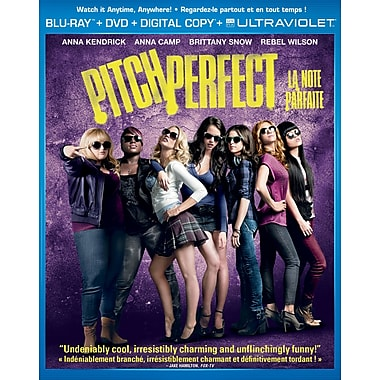 Pitch Perfect (BRD+DVD+DGTL Copy+UltraV)