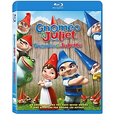 Gnomeo And Juliet (BLU-RAY DISC)