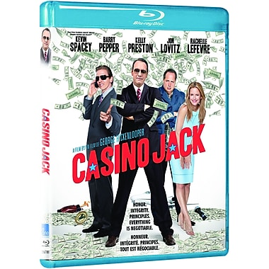 Casino Jack (BLU-RAY DISC)
