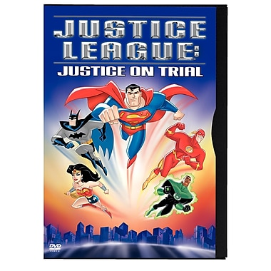 Justice League: Justice On Trial (DVD)