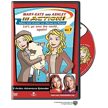 Mary Kate & Ashley In Action: Volume 1 (DVD)