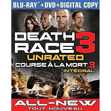 Death Race 3: Inferno (BRD+DVD+DGTL Copy+UltraV)