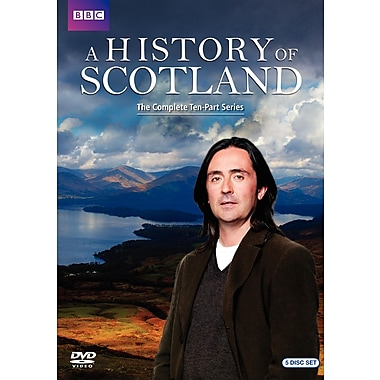 A History Of Scotland (DVD)